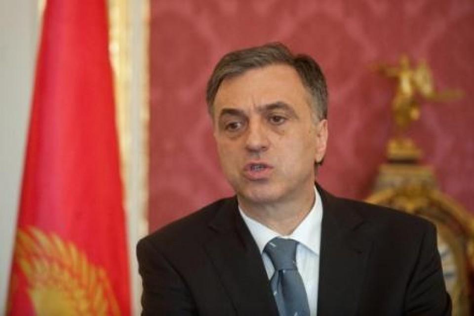 Vujanović: Želim nasledniku da uvede Crnu Goru u EU