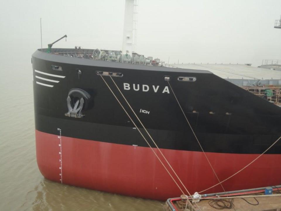 """""""Budva"""" od septembra plovi okeanima - Vijesti  Radio Televizija Budva - Budv..."""
