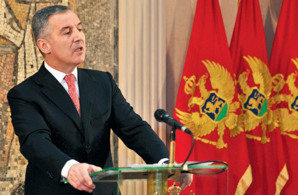 Đukanović: Kampanja pokazala iskorak u demokratskoj kulturi