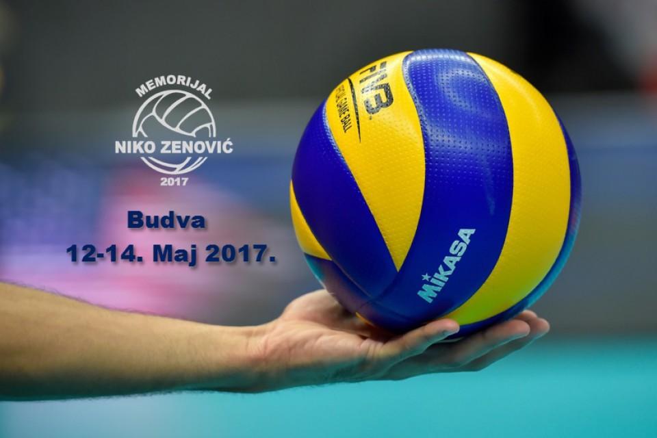 Memorijalni odbojkaški turnir Niko Zenović u MSC