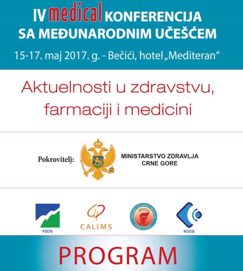 Medical konferencija u Bečićima
