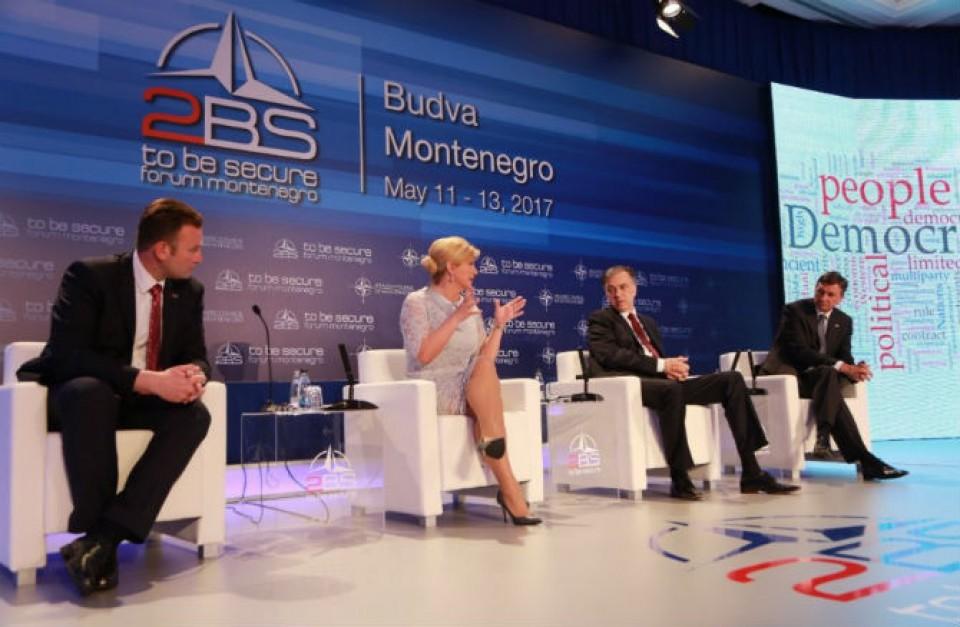 Vujanović: Ulaskom u NATO Crna Gora bliža EU