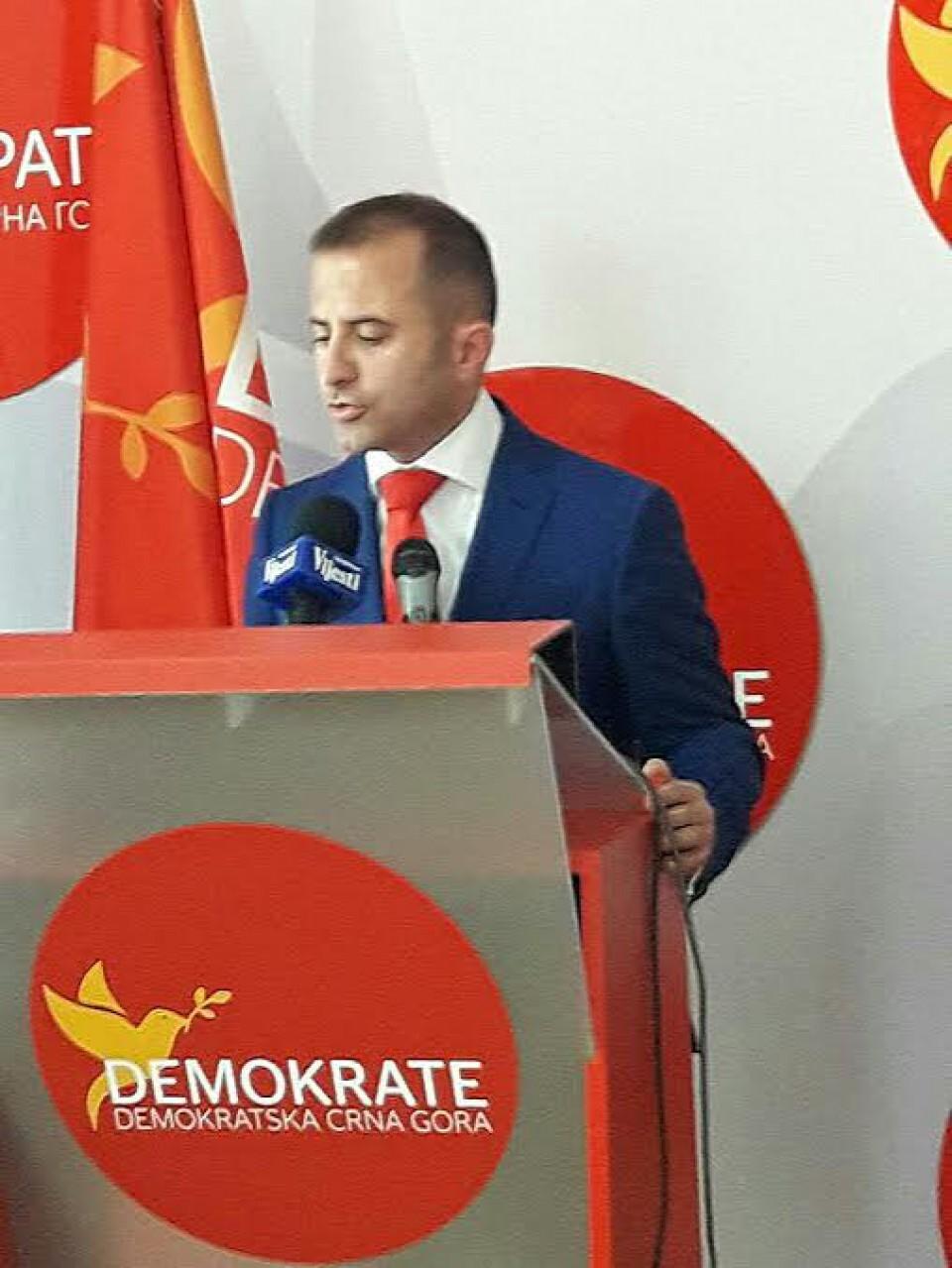 Pejović: Za šetalište Petrovac posebna soba i kustos u Muzeju krađe DPS-a