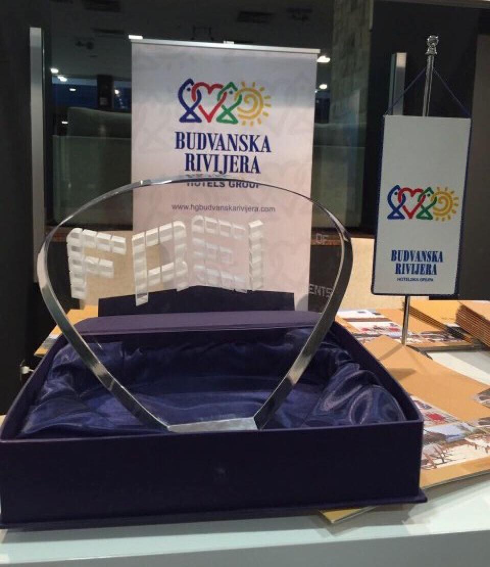 Budvanska rivijera dobitnik nagrade FREI