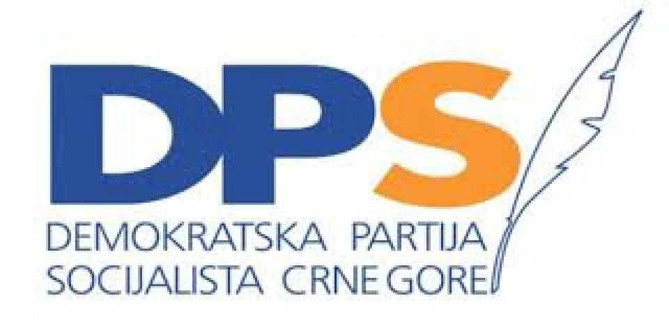 Saopštenje OO DPS Budva: Pitanje dana kada će se lokalna vlast raspasti