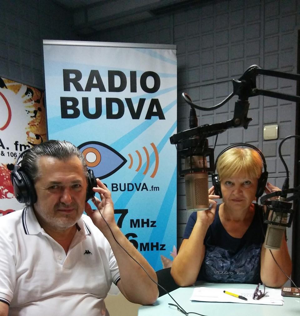 Svetski dan radija i prvi dani Radio Budve