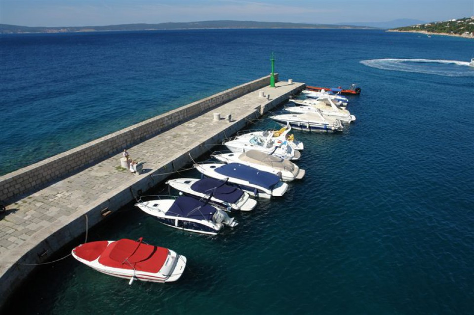Morsko dobro: Poziv za zakup pristaništa i privezišta