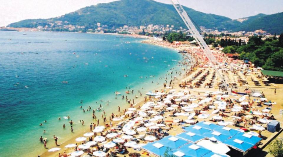 U Budvi skoro 70 hiljada turista