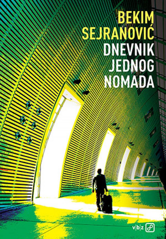 Autor Dnevnika jednog nomada na Trgu pjesnika