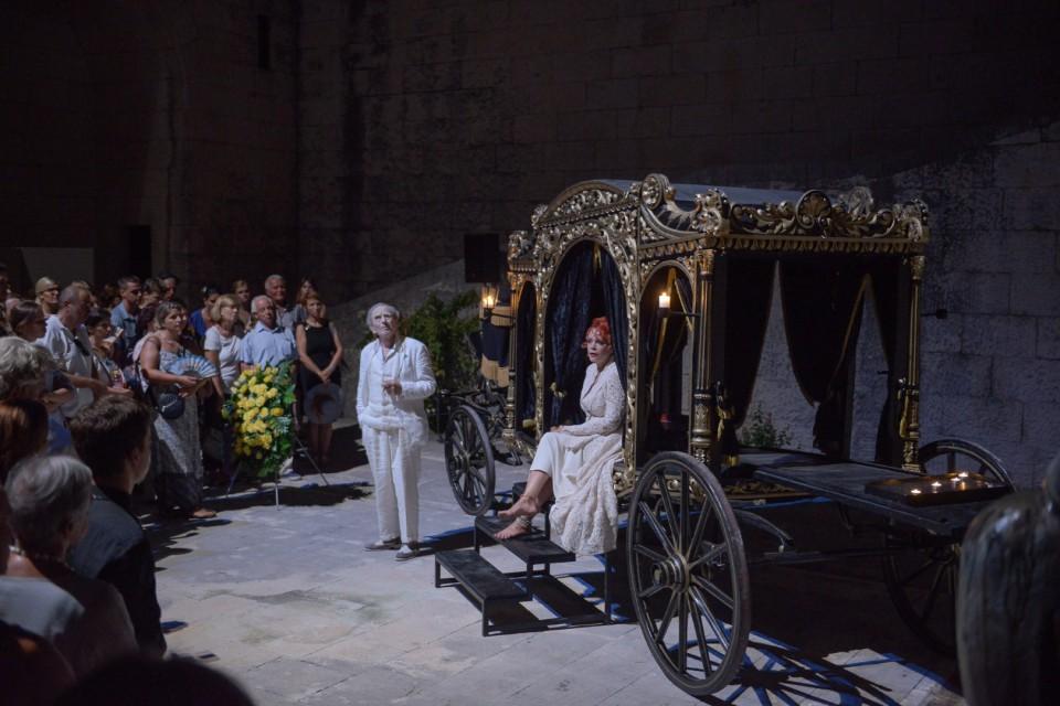 Gospoda Glembajevi pred budvanskom publikom u Dubrovniku