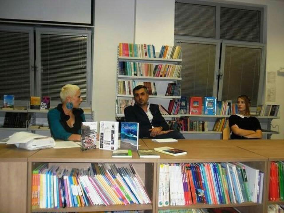 Održano Kastelovo veče u budvanskoj biblioteci