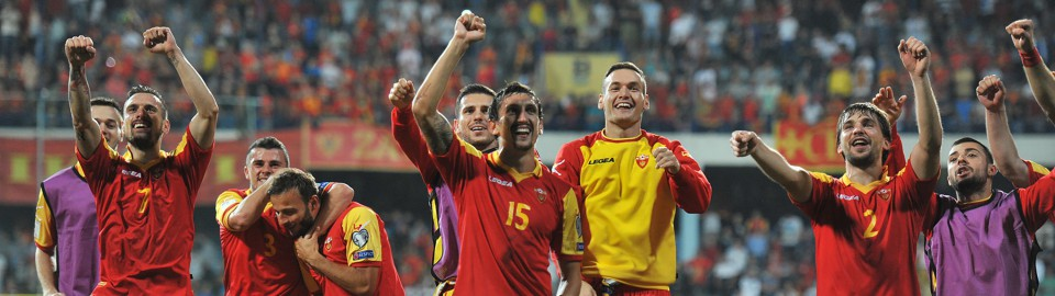 Crna Gora pod Goricom protiv Danske