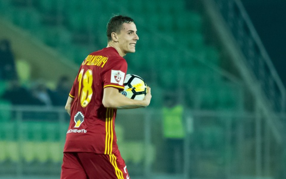 Novi gol Luke Đorđevića