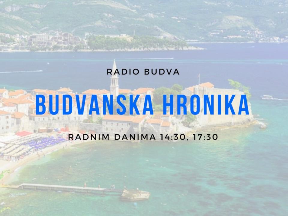 NAJAVA Budvanske hronike za 06. decembar .2017