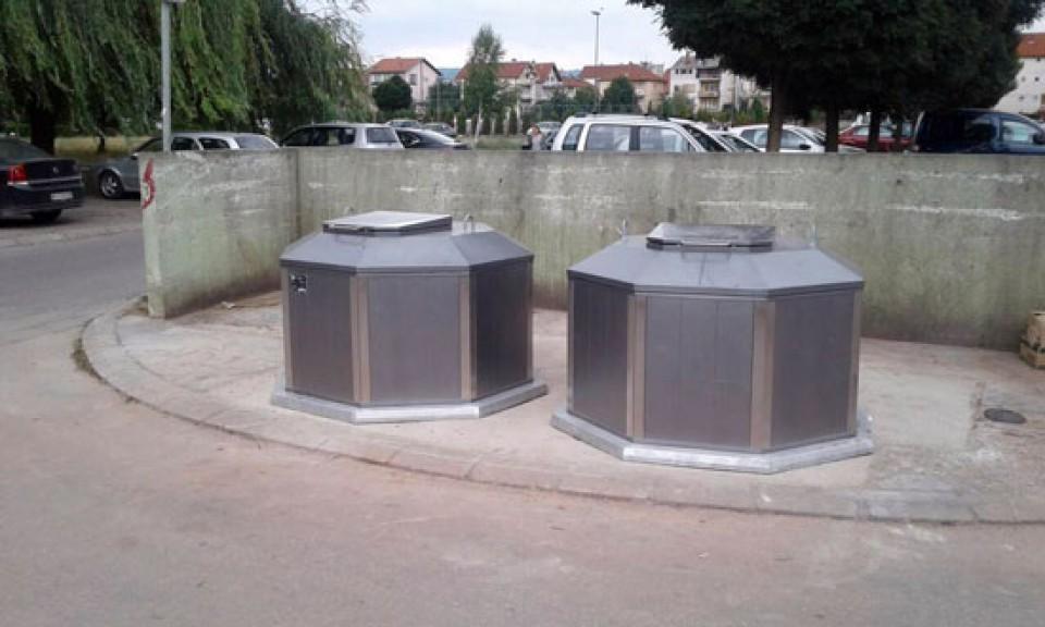 Budva dobija podzemne kontejnerske stanice