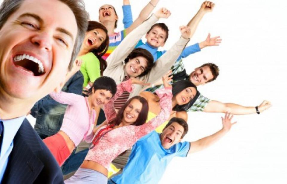 Nekoliko minuta smijanja isto je kao i 15 minuta vježbanja