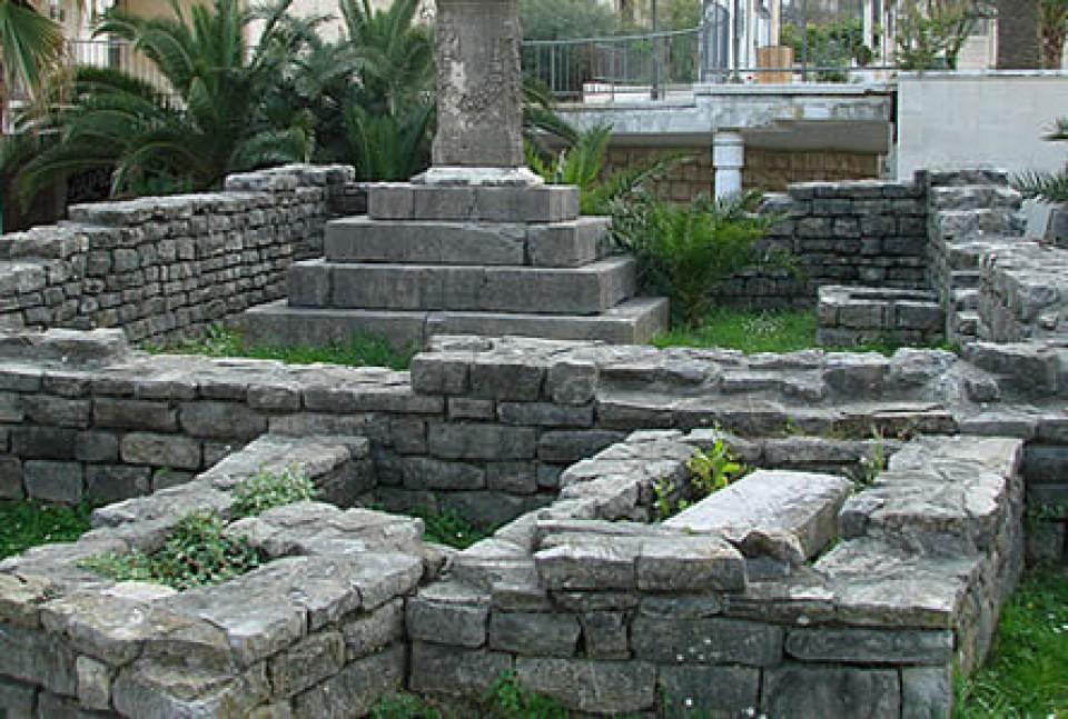 Antička nekropola Budva