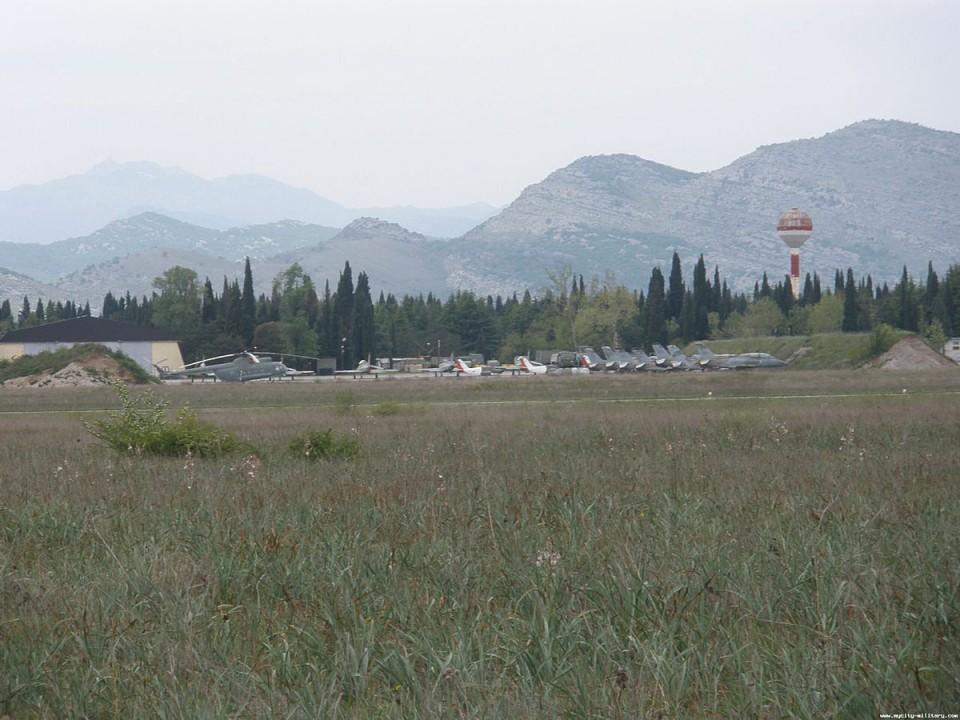 Statisu uskoro dio aerodroma u Golubovcima
