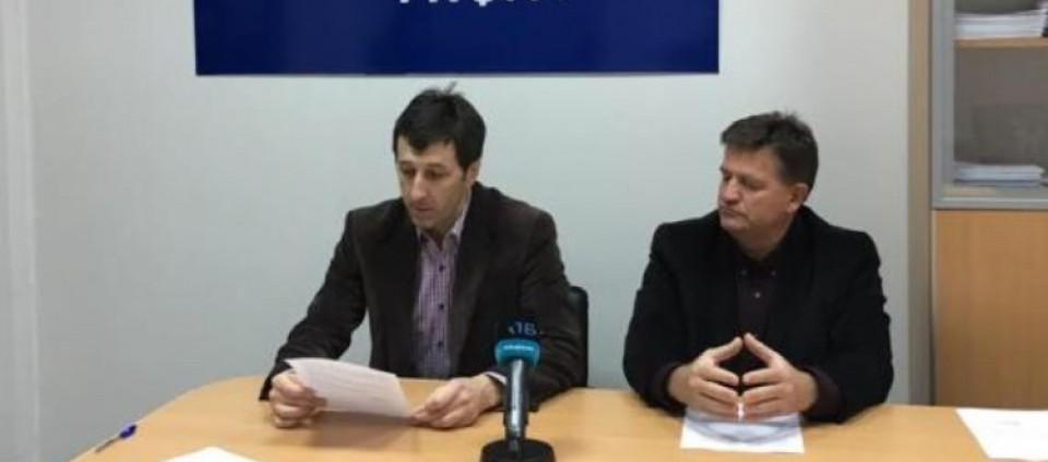Džaković i Vujičić traže od Opštine nagradu od milion eura