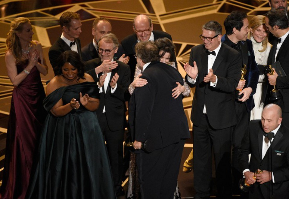 Ovo su dobitnici Oskara!
