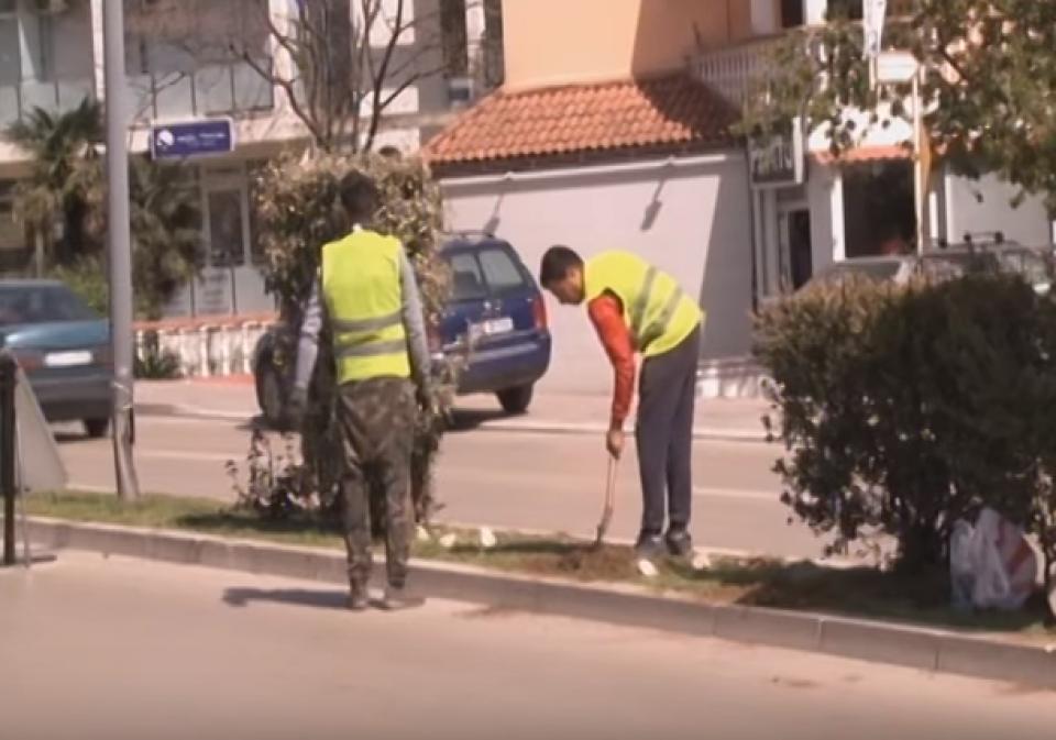 Ograda na bulevaru za povećanje bezbjednosti u saobraćaju