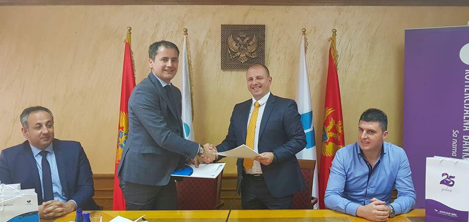 Ekonomski fakultet i Komercijalna banka AD Budva potpisali sporazum o saradnji