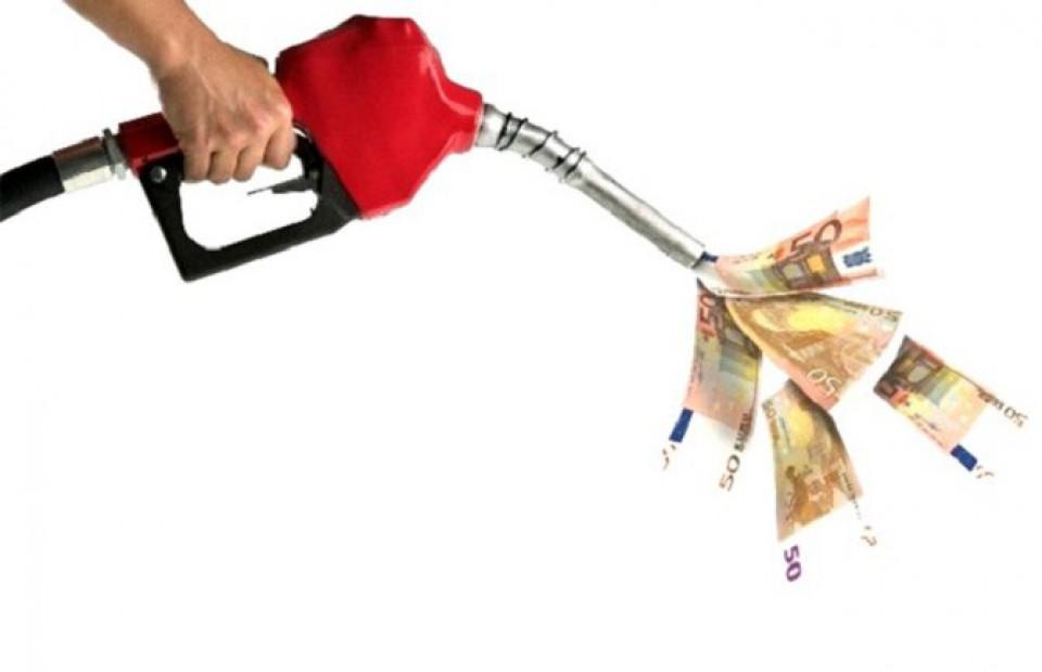Sve vrste goriva skuplje do sedam centi