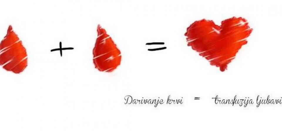 Akcija dobrovoljnog davanja krvi u Kotoru