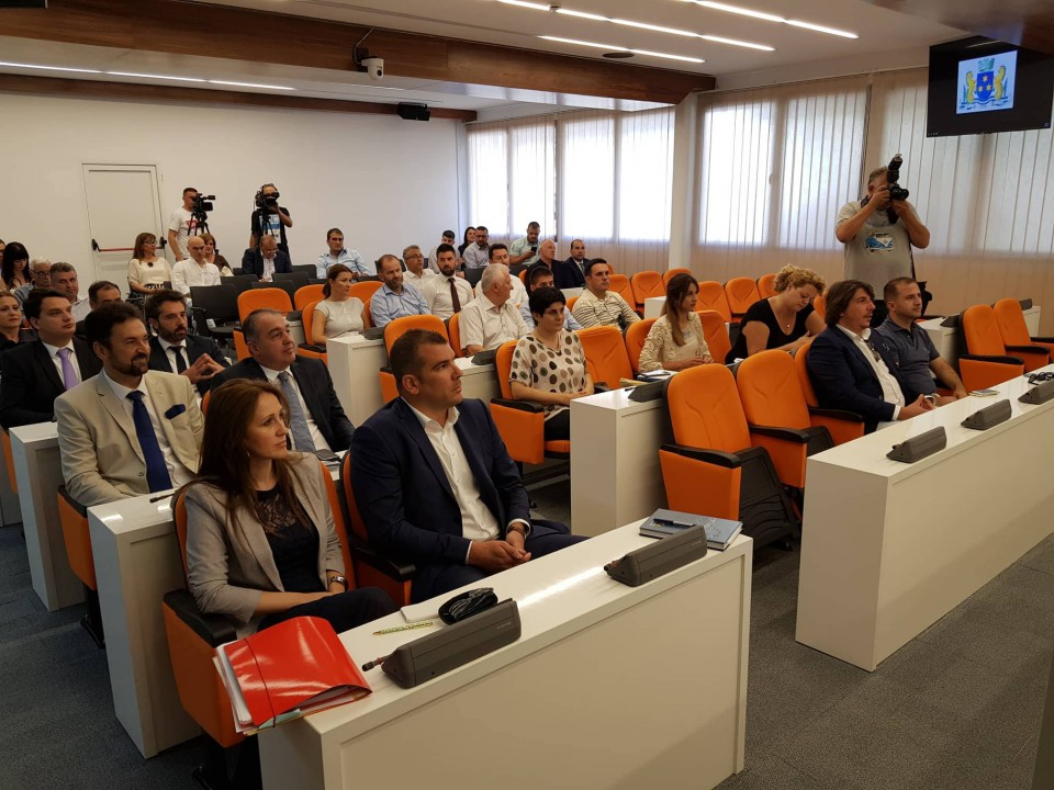 Krapović: Vandredni izbori su časnije rješenje od uvođenja prinudne uprave