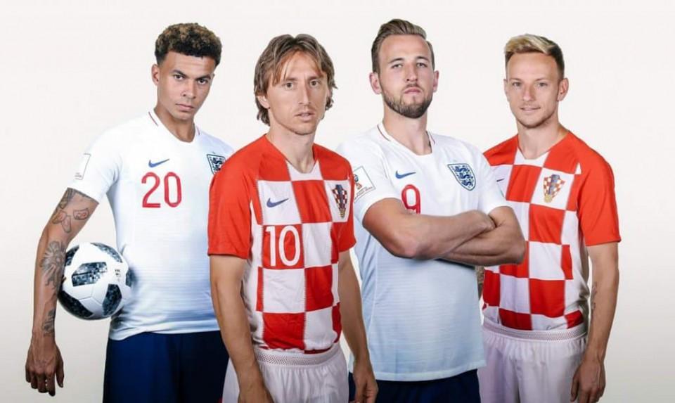 Hrvatska i Engleska večeras za finale Mundijala