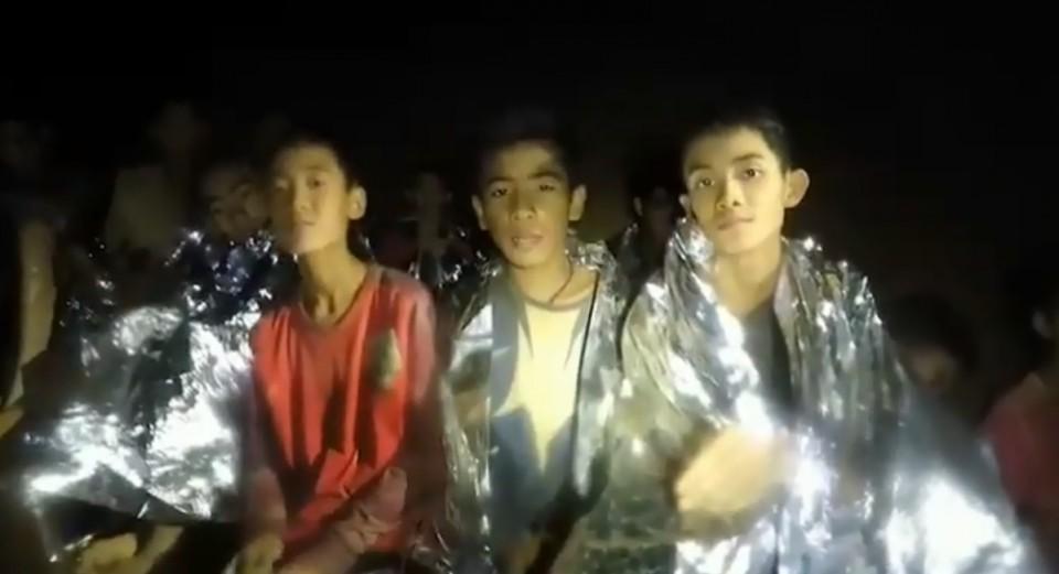 Tajland:  Dječaci se dobro osjećaju, pojedini imaju infekcije