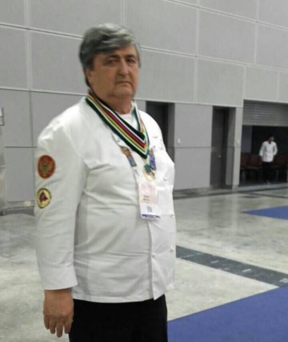 Mitrović među najboljim kuvarima svijeta