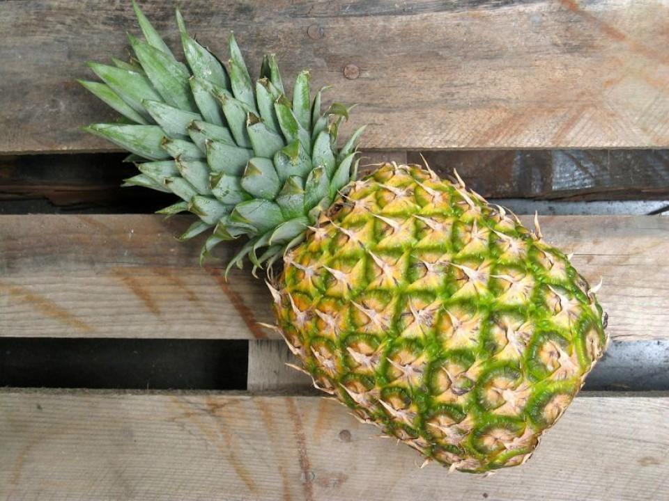 Prirodni eliksir mladosti: Ananas briše bore